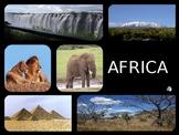 Africa Power Point