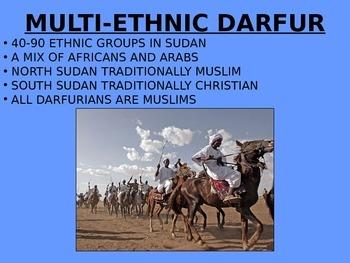 Africa: Problems in Darfur