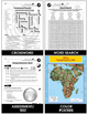 Africa: Regions Gr. 5-8