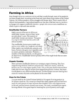 Africa: Resources: Farming