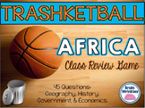 Africa Review Game (TRASHKETBALL)