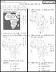 Africa Social Studies Map Quizzes