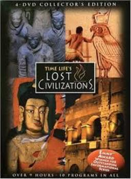Africa- Time Life's Lost Civilizations fill-in-the-blank movie guide w/quiz