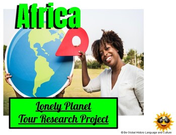 Africa Travel Internet Research Project - Lonely Planet