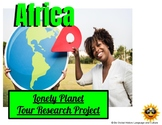 Africa Travel and Culture Internet Research Project