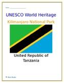Africa UNESCO World Heritage Sites Project BUNDLE