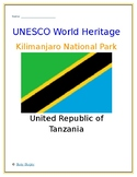 (Africa Geography) Africa UNESCO World Heritage Studies—Project BUNDLE