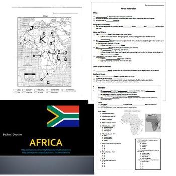 Africa Unit - TNReady