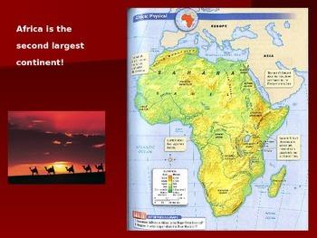 Africa Unit PowerPoint