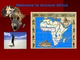Africa Unit PowerPoint