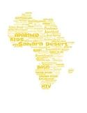Africa Vocabulary Wordle