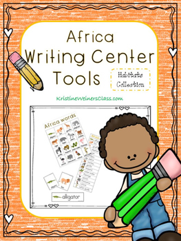 Africa Writing Center Tools: Habitat Words