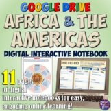 Africa and Mesoamerica Google Drive Interactive Notebook