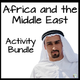 Africa and the Middle East Bundle - Geography