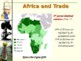 Africa in the Global World PowerPoint