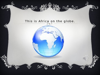 Africa powerpoint Book