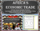 Africa's Economic Trade (SS7E2abc)