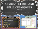 Africa's Ethnic and Religious Groups (SS7G4ab)