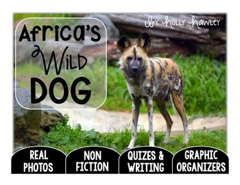 Africa's WILD Dog--A Research Project