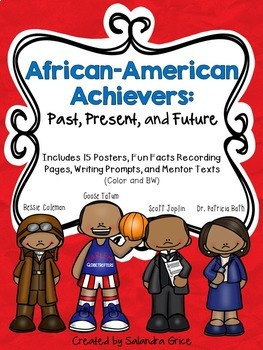 African-American Achievers-Past, Present, and Future