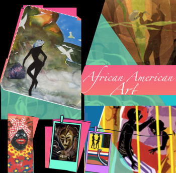African American Art History - FREE POSTER