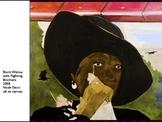 African American Art History - aka Black Negro Art Show + Test = 228 Slides