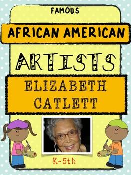 African American Artist Elizabeth Catlett Unit