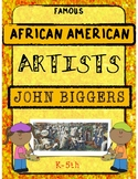 African American Artist John Biggers Unit