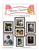 African American Artists Notebooking Pages