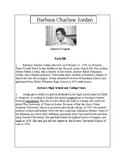 African-American Biography Series-Barbara Jordan