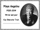 African American Biography Packet