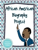 African American Biography Project