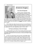 African-American Biography Series-Frederick Douglass