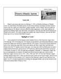 African-American Biography Series-Henry (Hank) Aaron