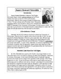 African-American Biography Series-James Howard Meredith