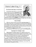 African-American Biography Series-Martin Luther King, Jr.