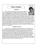 African-American Biography Series-Shirley Chisholm