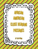 African American Close Reading Passages