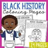 BLACK HISTORY MONTH Posters   Social Studies Bulletin Boar