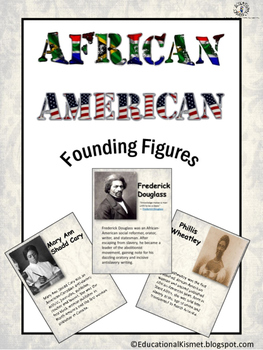 African American Founding Fathers {Poster / Book}