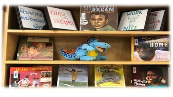 African American Hero- Interactive Read Alouds