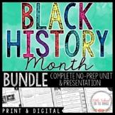 Black History Month BUNDLE - African American Heroes