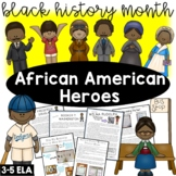 Black History Month Activities - African American Heroes