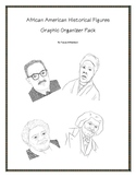 African American Historical Figures Graphic Organizer Pack