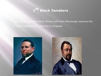 African American/Black History Presentation