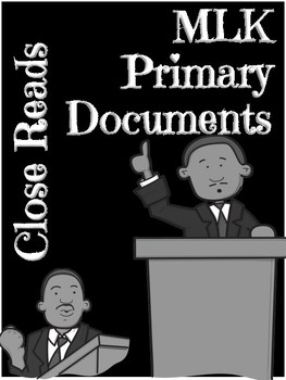 """African American History CCSS ELA 5 Day """"I Have a Dream"""""""