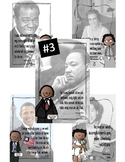 African American History Makers Quote Posters Volume 3