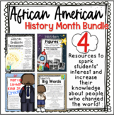 African American History Month Bundle