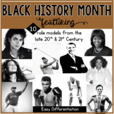 African American History Month {Featuring Modern Day Heroes}