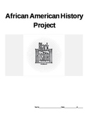 African American History Biography Project
